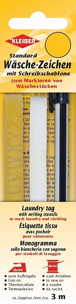 Standard Wasche Zeichen Kurzwaren Scheren Und Applikationen